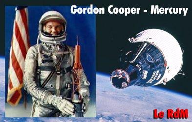 OVNI: Témoignage de l'astronaute Gordon Cooper  Gordon_Cooper_Mercury